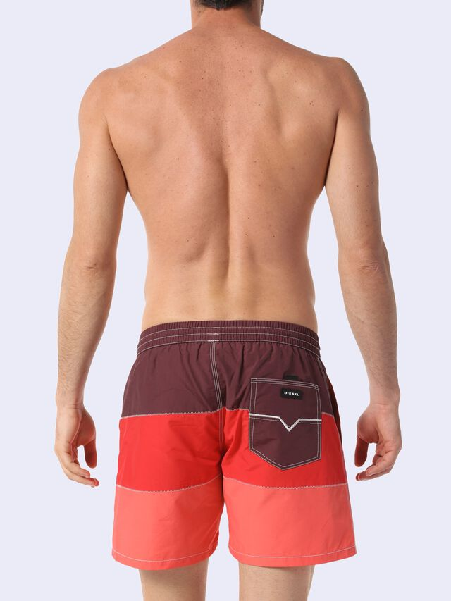 Diesel - BMBX-CAYBAY, Rosso - Boxer - Image 2