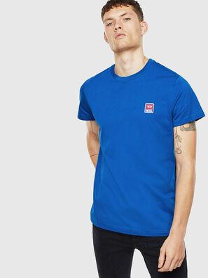 T-DIEGO-DIV, Blu - T-Shirts
