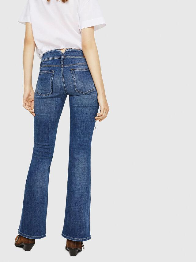 Diesel - D-Clayre 082AD, Blu medio - Jeans - Image 2