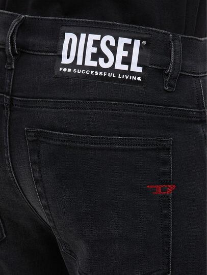 Diesel - S-UMMERPO, Nero - Felpe - Image 6