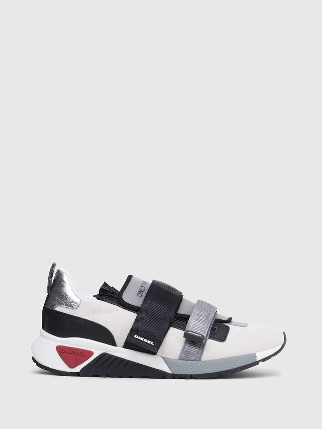 Diesel - S-KB STRAP, Multicolor/Bianco - Sneakers - Image 1