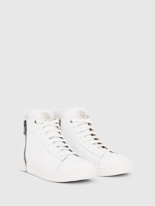 Diesel - S-NENTISH, Bianco - Sneakers - Image 2