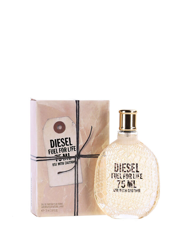 Diesel - FUEL FOR LIFE WOMAN 75ML, Generico - Fuel For Life - Image 1