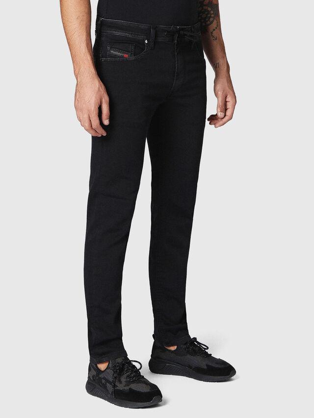 THOMMER CB JOGGJEANS 0687Z, Nero Jeans