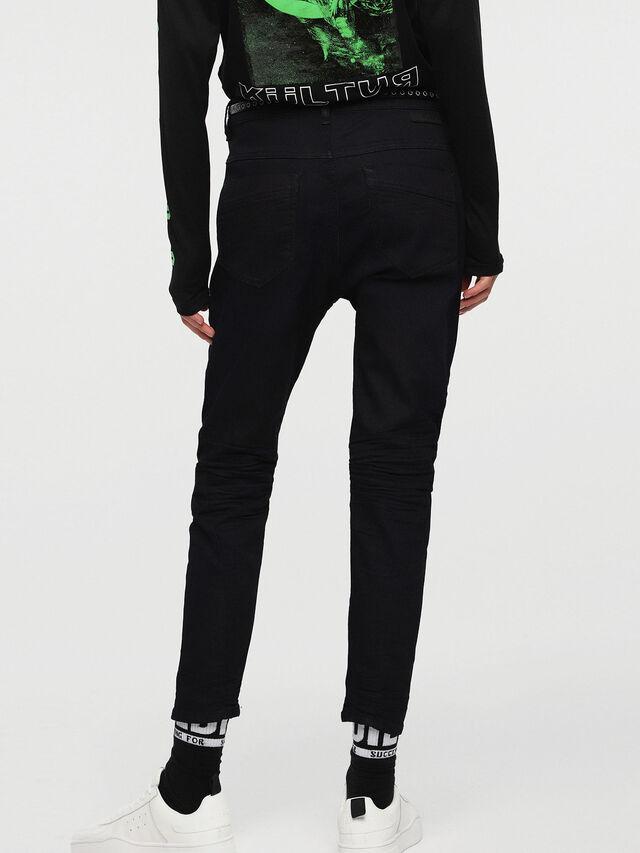 Diesel - Fayza JoggJeans 0829P, Blu Scuro - Jeans - Image 2