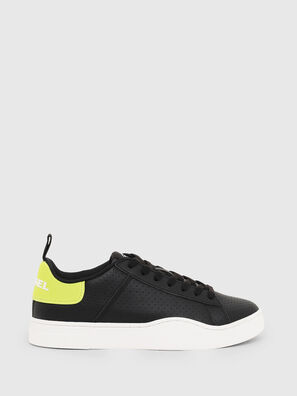 S-CLEVER LOW LACE W, Nero/Giallo - Sneakers