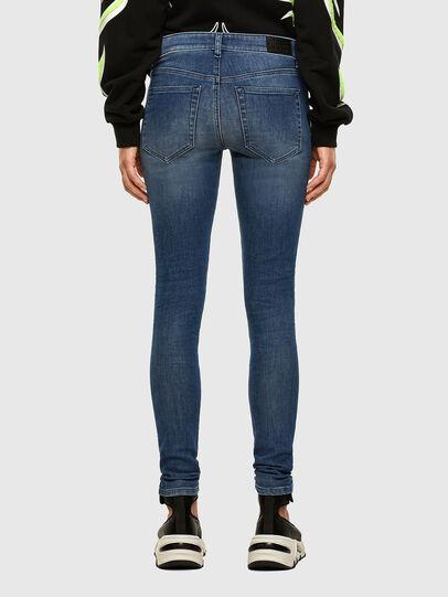 Diesel - Slandy 009FF, Blu medio - Jeans - Image 2