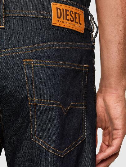 Diesel - Buster 009HF, Blu Scuro - Jeans - Image 4