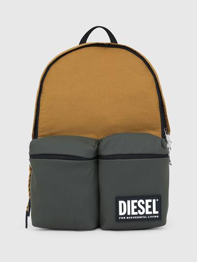 Diesel - BACKYO, Giallo/Verde - Zaini - Image 1