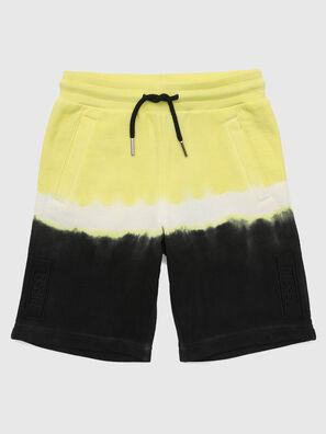 PTOXDEEP, Nero/Giallo - Shorts