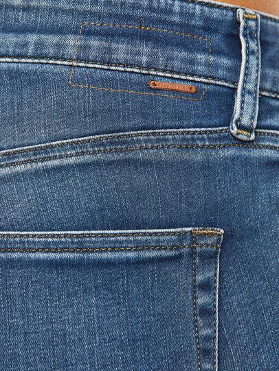 Diesel - Slandy 084NM, Blu medio - Jeans - Image 5