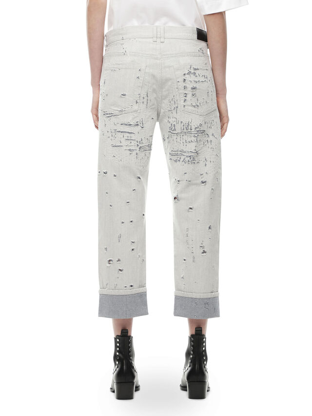 Diesel - TYPE-1815, Bianco - Jeans - Image 2