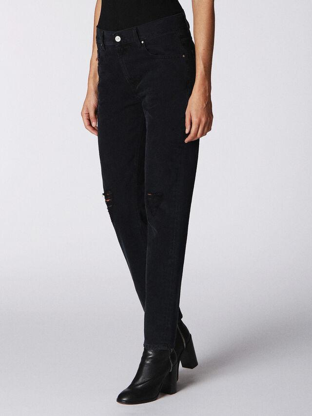 NEEKHOL 084PM, Nero Jeans