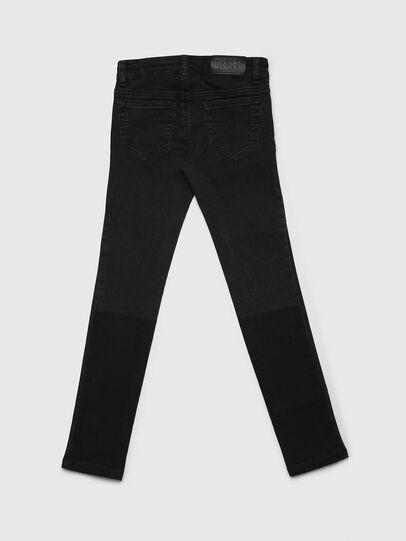 Diesel - SKINZEE-LOW-J-N, Nero - Jeans - Image 2