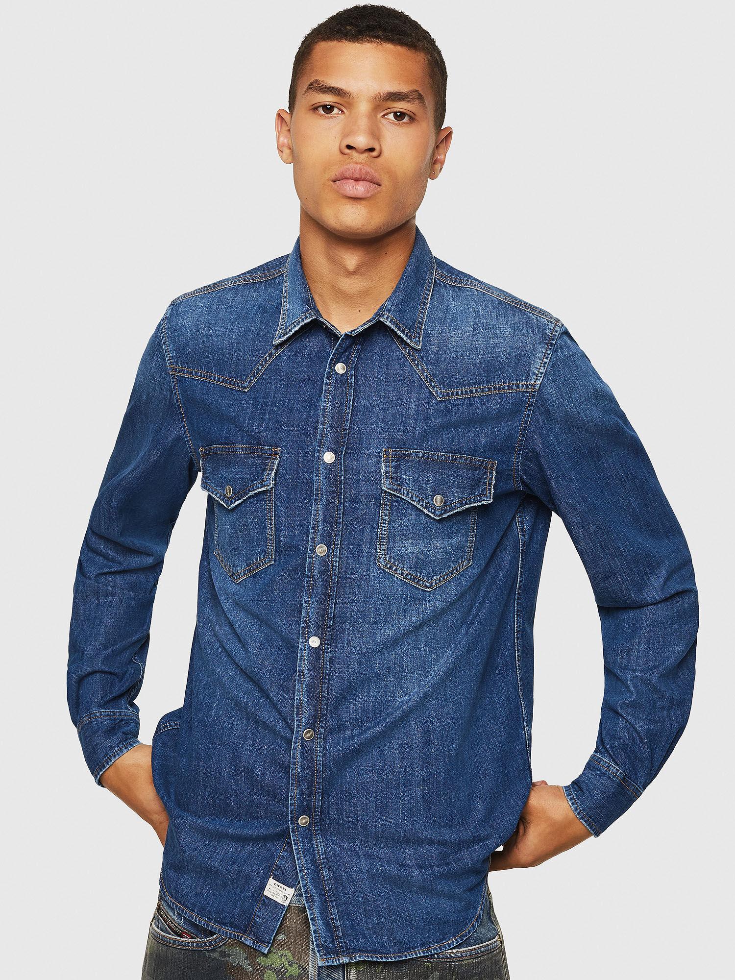 Camicie Ew Uomo Uomo Jeans 40th Camicie Jeans Uomo Ew Jeans Camicie 40th kZuiPXO