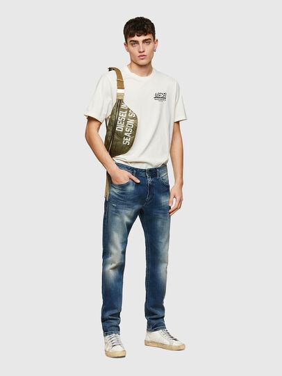 Diesel - Thommer 009RS, Blu Scuro - Jeans - Image 5