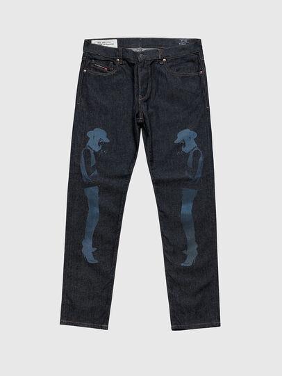 Diesel - US-D-STRUKT, Blu Scuro - Jeans - Image 1