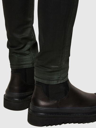 Diesel - D-Strukt JoggJeans 069QX, Nero/Verde - Jeans - Image 5