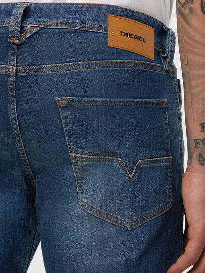 Diesel - Larkee-Beex 009DB, Blu medio - Jeans - Image 3