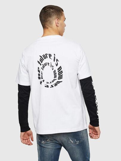 Diesel - T-SHOOT-B2,  - T-Shirts - Image 2