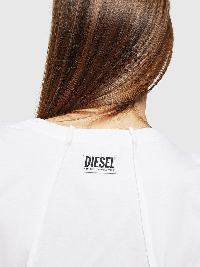 Diesel - T-DASHA, Bianco - Tops - Image 3