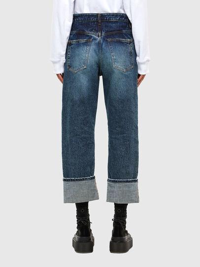 Diesel - D-Reggy 0079P, Blu Scuro - Jeans - Image 2