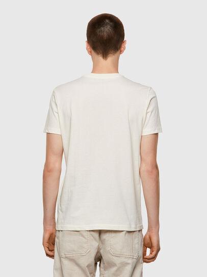 Diesel - T-DIEGOS-B6, Bianco - T-Shirts - Image 2