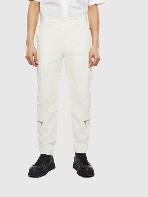 P-ARMY, Bianco - Pantaloni