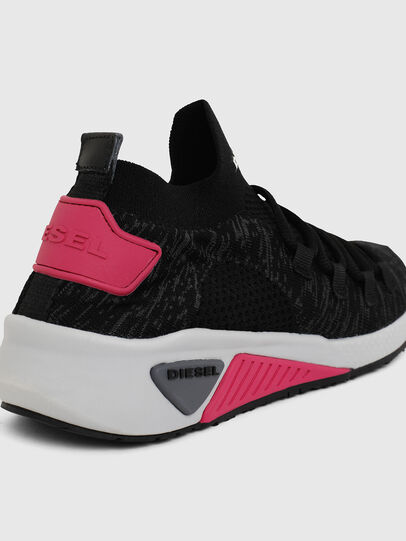 Diesel - S-KB ATHL LACE W, Nero/Rosa - Sneakers - Image 4