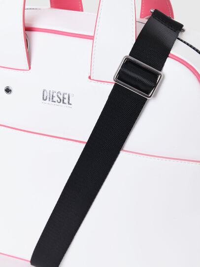 Diesel - WEEKIE, Bianco/Rosa - Borse - Image 5