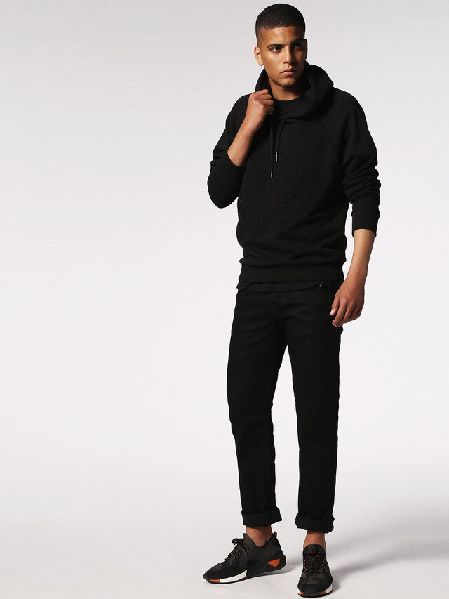BUSTER 0886Z, Nero Jeans