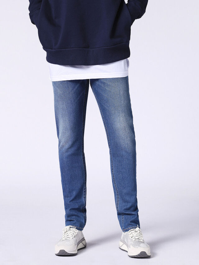 THOMMER 084RM, Blu Jeans