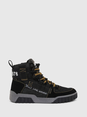 S-RUA MID SP, Nero - Sneakers