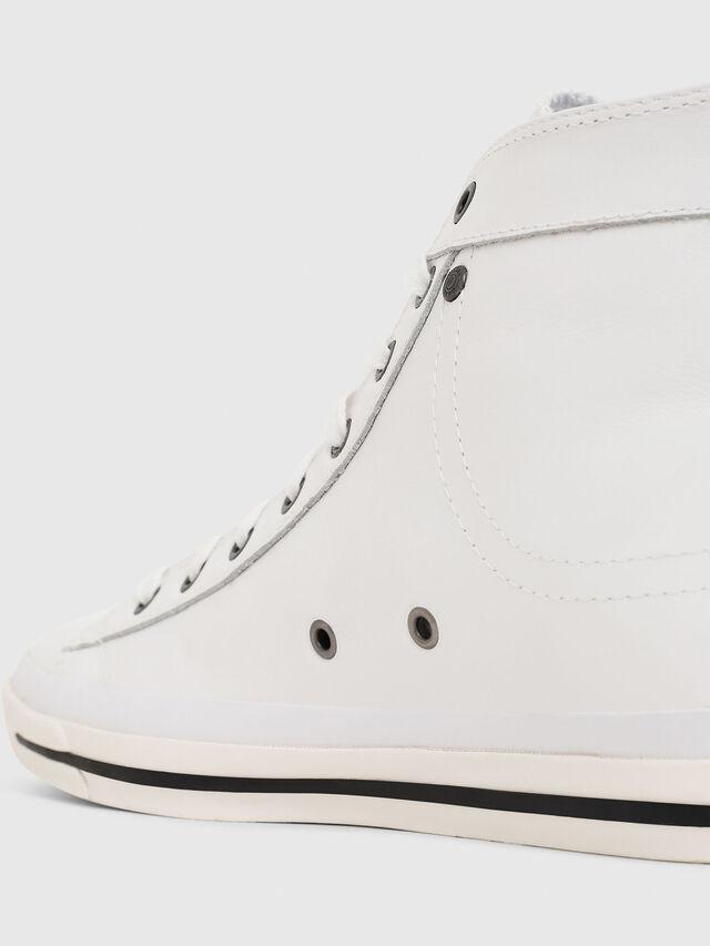 Diesel - EXPOSURE I, Bianco - Sneakers - Image 4