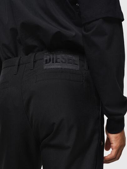 Diesel - P-MARLEN, Nero - Pantaloni - Image 5