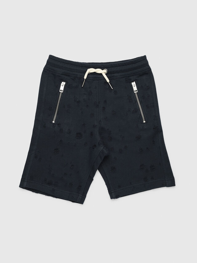 Diesel - PBIR, Blu Scuro - Shorts - Image 1
