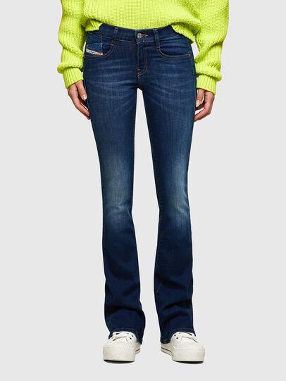 Diesel - D-Ebbey 009NM, Blu Scuro - Jeans - Image 1