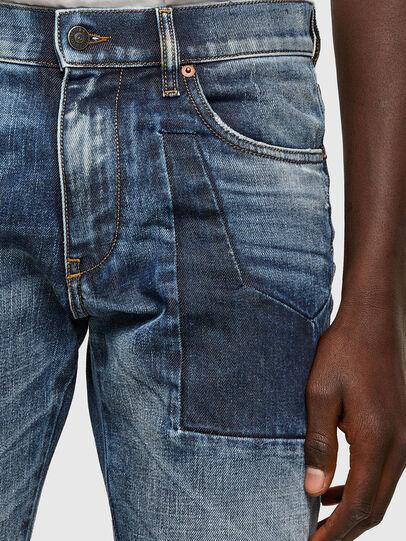 Diesel - D-Strukt 009NI, Blu medio - Jeans - Image 3