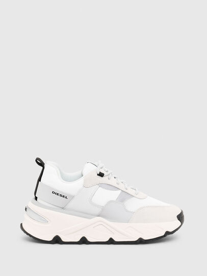 Diesel - S-HERBY LOW, Bianco - Sneakers - Image 1