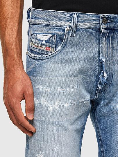 Diesel - D-Strukt 009KH, Blu Chiaro - Jeans - Image 4