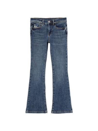 Diesel - LOWLEEH-J-N, Blu medio - Jeans - Image 1