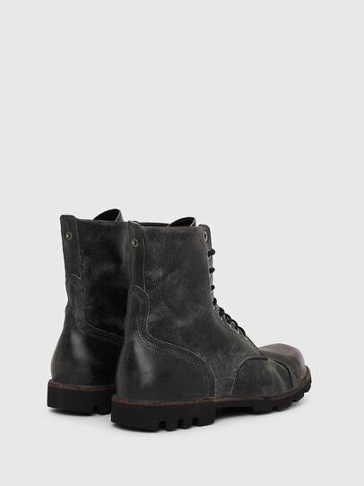 hot sale online 98627 03090 HARDKOR Uomo: Stivali in robusta pelle trattata | Diesel