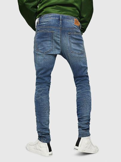 Diesel - D-Reeft JoggJeans 069HG, Blu medio - Jeans - Image 2