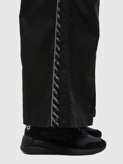 Diesel - D-Jaye JoggJeans 069PF, Nero/Grigio scuro - Jeans - Image 6