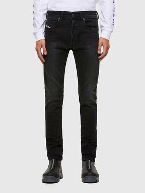 Sleenker 009DH, Nero/Grigio scuro - Jeans