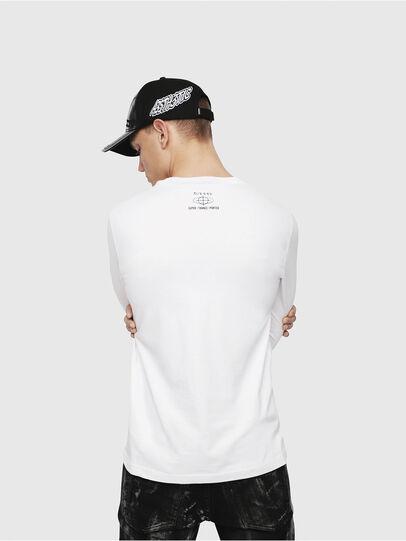 Diesel - T-DIEGO-LS-YD,  - T-Shirts - Image 2
