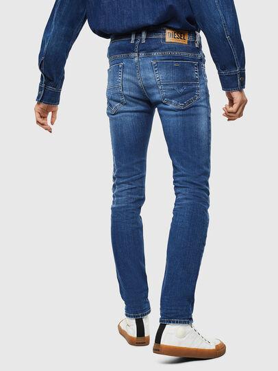 Diesel - Thommer 0097W, Blu Scuro - Jeans - Image 2