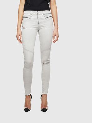 Slandy 0097F, Grigio Chiaro - Jeans