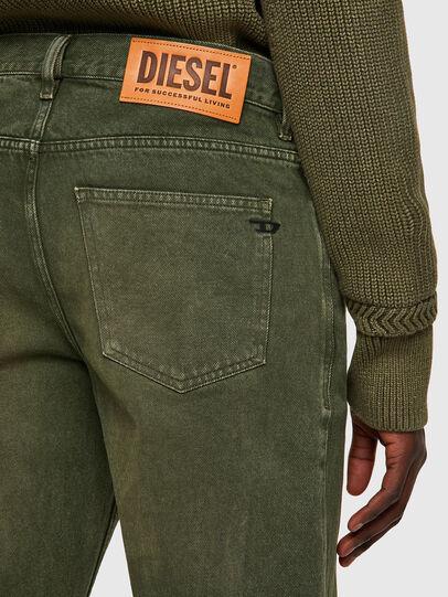 Diesel - D-Macs 09A35, Verde - Jeans - Image 4