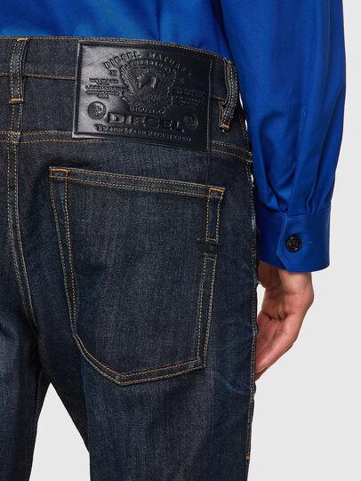 Diesel - D-Amny 069WF, Blu Scuro - Jeans - Image 3